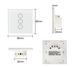 $enCountryForm.capitalKeyWord NZ - Factory direct WIFI smart curtain switch remote control touch curtain switch voice control Smart Home Control