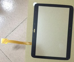 20 tablets UK - P5200 Tablet Touch Screen Digitizer GLASS PANEL replacement for Samsung Galaxy Tab 2 3 10.1 P5100 P5110 P5113 N8000 P5200 MINI 20 PCS
