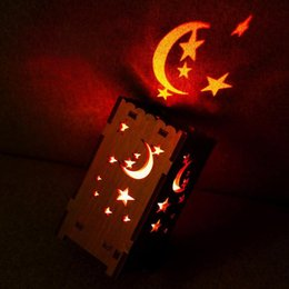 lucky packs UK - 1 Pack 1 Pc New Usb Lucky Starry Sky Projection Lamp Creative Gift Led Night Light 10028