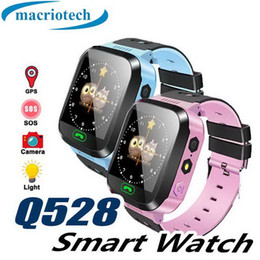 $enCountryForm.capitalKeyWord Australia - Q528 Smart Watch Children Wrist Watch Waterproof Baby Watch With Remote Camera SIM Calls Gift For Kids SmartWatch