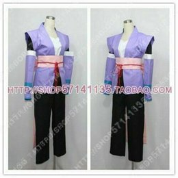 world tv NZ - Tales of Symphonia Dawn of the New World Sheena Fujibayashi Cosplay Costume