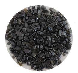 $enCountryForm.capitalKeyWord UK - C05 3~5mm Natural Agate Rainbow Black Obsidian Crystal Gravel Stone Chips Gemstone Quartz C05