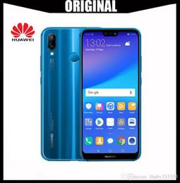 "$enCountryForm.capitalKeyWord NZ - Original HuaWei Nova 3e P20 Lite 4G LTE Cell Phone Android 8.0 5.85"" 2280X1080 4GB RAM 128GB ROM Face ID 24.0MP FM International Firmware"