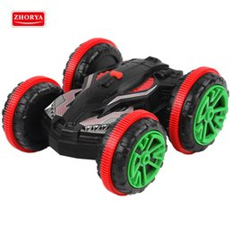 $enCountryForm.capitalKeyWord Australia - The new amphibious waterproof dump truck large tires off-road remote control car 360 rotation remote control car
