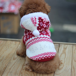 $enCountryForm.capitalKeyWord NZ - New pet clothing autumn and winter dog snow cotton clothing foreign trade spot pet clothing Classic British style