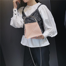 Clips Cables pC online shopping - Belle2019 Rui Man Bag Woman Portable Clip Small Square Ins Transparent Jelly Package All match Cable