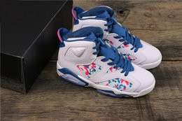 $enCountryForm.capitalKeyWord Australia - 6 GS Green Abyss White Laser Fuchsia Women Basketball Shoes 543390-153 Good Quality Tie-dye painting Women Designer Trainers
