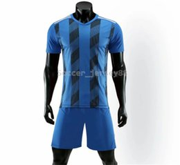 football club sale UK - New arrive Blank soccer jersey #908#-12 customize Hot Sale Quick Drying T-shirt Club or Team jersey Contact me uniforms football shirts