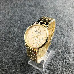 $enCountryForm.capitalKeyWord UK - NEWAAAMICHAELKORS High quality Famous Top Watches Mens Womens Watch Steel Band Men Sports Watch Women Gift NO Box m10