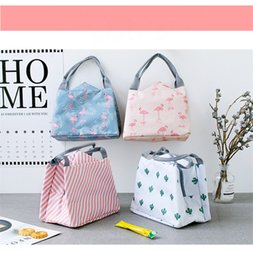 Functional Bags Nice Samcustom 3d Print Cute Girl Style Rabbit Lunch Bags Insulated Waterproof Food Girl Packages Womens Kids Babys Boys Handbags
