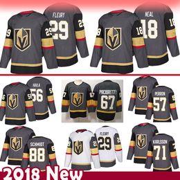 e4620c6d6 29 Marc-Andre Fleury 18 James Neal Vegas Golden Knights Hockey Jersey 71  William Karlsson 56 Erik Haula 88 Nate Schmidt 57 David Perron