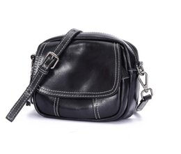 $enCountryForm.capitalKeyWord UK - Women's bag 2019 new explosion models fashion handbags tide Korean version of the wild Messenger bag female shoulder retro black