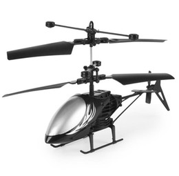 Flashing Helicopter Toy NZ - Induction remote control helicopter children's toys children's stalls night market hot charging small mini flying model aircraft