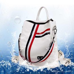 $enCountryForm.capitalKeyWord Australia - Womens Bag Fashion Large Capacity Europe and The American Popular Leisure Wild Pu Ribbon Small Monster Backpack