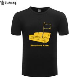 $enCountryForm.capitalKeyWord Australia - Sheldon Cooper Restricted Area Men T Shirt The Big Bang Theory T Shirts Men Cotton Short Sleeve Tshirt Streetwear Tee Shirt Tops