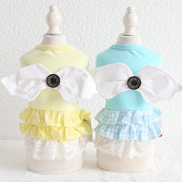 pet tutus Australia - Pet Dog Clothes Cat Princess Dress Apparel Puppy Wear Pet Costume Dog Tutu Dress Skirt 18ss01