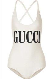 $enCountryForm.capitalKeyWord UK - Summer Designer One-piece Swimsuit For Women Luxury Bikini Sets Fashion Brand Swimwear With G Letters Sexy Backless Bathing Suits S-XL
