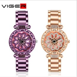 Trends waTch online shopping - Vigerwag s new style in runs watches women s Korean fashion trend revolving belts women s watches free of freight
