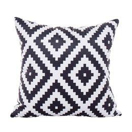 $enCountryForm.capitalKeyWord UK - Polyester Pillow Sofa Waist Throw Cushion Home Decor Cushion Case Decorative 45cm*45cm#7