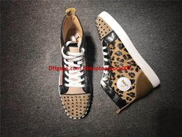 $enCountryForm.capitalKeyWord Canada - 2019 new arrival CL dermis cowhide high-end order Rivet supra lovers women men lace shoes couple casual shoes sports 005""