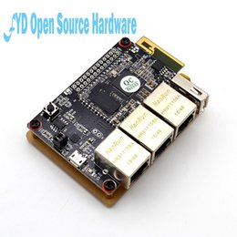 lowering module Canada - Freeshipping 1pc Router som9331 ar9331 openwrt wifi module low power consumption 10+ GPIO 64m