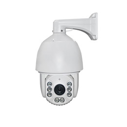 Hd Ptz Camera Night Vision UK - PTZ HD 22X Zoom 7 inch PTZ 360 degree CCTV home outdoor night vision camera