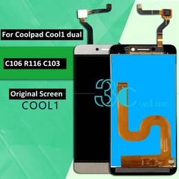 $enCountryForm.capitalKeyWord Australia - Original LCD Display For LeEco Coolpad Cool1 Dual C106 R116 C103 Touch Screen For Coolpad Cool 1 Digitizer Assembly Repair Parts
