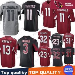 11 Larry Fitzgerald Arizona Cardinal Jersey 13 Kurt Warner 31 David Johnson  3 Carson Palmer 32 Tyrann Mathieu 3 Jameis Winston 13 Mike Evans a98248869