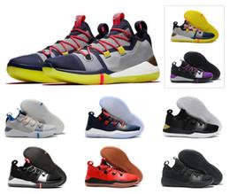 new arrival 74f1d 87a1b Heiße Mens Kobe AD Exodus A.D Derozan Mamba EP Basketball-Schuhe von hoher  Qualität Trainer-Sport-Turnschuhe der Größe KB-A, Größe 7-12