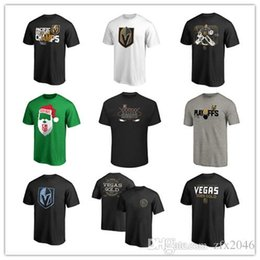 $enCountryForm.capitalKeyWord Australia - Men's Vegas Golden Knights Brand T-shirts Hockey JerseyS Black fashion Sport jersey outdoor Short sleeve Uniform Shirts printed Logos