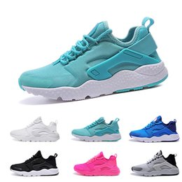 971761af26b5 2019 Huarache 1.0 Classical Triple White Black red mens womens Huarache  Shoes Huaraches sports Running RUN 3.0 Shoes size eur 36-45