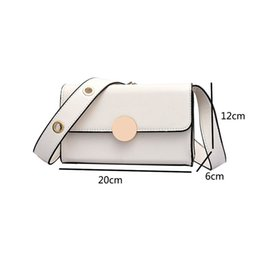 Body Charms Australia - Women Handle Bag Fashion Metal Ring All-match Casual PU Single Shoulder Bag Charming Perfect For Business Work Travel Cross Body Casual Bag