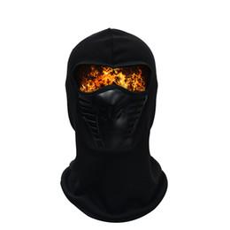 $enCountryForm.capitalKeyWord NZ - Winter Outdoor Neck Full Face Mask Warm Quick Dry Windproof Fleece Protection Hat Ski Helmet Cap Cycling Bike Accessories Sports