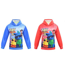 Wholesale toy series kid Hoodies Sweatshirt Men Women Pullovers children Funny Tops Sportswear Tracksuits zx011