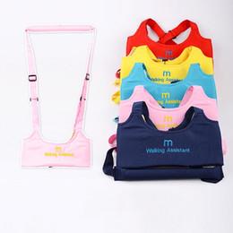 $enCountryForm.capitalKeyWord Australia - Baby Walker Toddler Harness Assistant backpack Leash for Children Kids strap Learning Walking Baby Belt Child Safety Reins