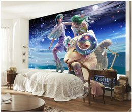 Draw cartoons paint online shopping - WDBH custom photo d wall paper Hand drawn romantic twelve constellation oil painting Aries cartoon d wall murals wallpaper for walls d
