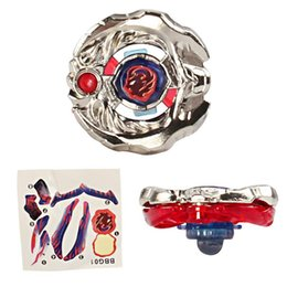 mini spin top UK - 4th Season Beyblade Burst Gyroscope Toupie Bayblades Arena Metal Fury Fusion Avec Lanceur Spinning Top gyro Toys for Children