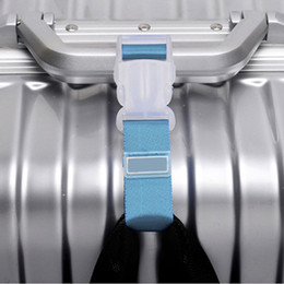 $enCountryForm.capitalKeyWord Australia - Trolley Suitcase Luggage Hanger Strap Button Buckle Adjustable Security Belt Bag Parts Accessories 669
