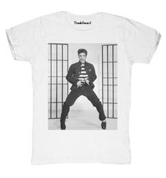 Men s dance shorts online shopping - New T Shirt Blaze Man Dance Elvis Gift Idea Printed T Shirt Men S Short Sleeve O Neck T Shirts Summer Stree Twear
