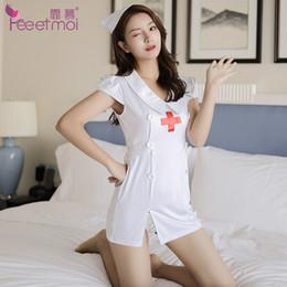 Nurses uNiforms suits online shopping - Sexy lingerie sexy nurse uniform uniform role play passion supplies suit female