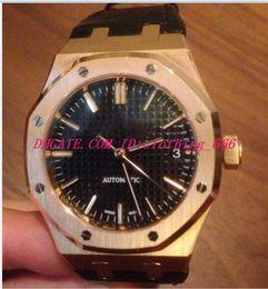 Luxury Men Watch 18k Australia - Luxury Best 18k Rose Gold CAL.3120 Movement Automatic 41MM Transparent Men Watch Waterproof Calendar Mens Watches