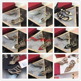 Shoes Sale T Strap Australia - 2017 Luxury Designer Sandals Women High Heels Classics Hot Sales Best Quality Party Fashion Dance Shoes Wedding Shoes three straps sandals