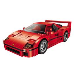 $enCountryForm.capitalKeyWord NZ - Technic Series 21004 Ferrarie F40 Sports Car Model Building Blocks Kits Bricks Toys Compatible With 10248MX190820