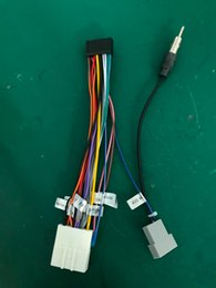 Store cableS online shopping - Car Monitor wire cable for Nissian only fits for our store car DVD players which needs it