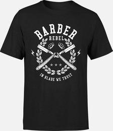 $enCountryForm.capitalKeyWord UK - T-shirt Barber shop rebel - Barbier coiffeur ciseau rasoir tondeuse roll 2019 hot tees Top Summer 'S fashion T Shirt cheap wholesale