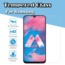 anti shock film NZ - 9H Premium Transparent Tempered Glass Screen Protector Film Guard For Samsung Z1 Z2 Z3 Z4 ACE 4 3 A8S A9 Star Pro Lite Anti-shock