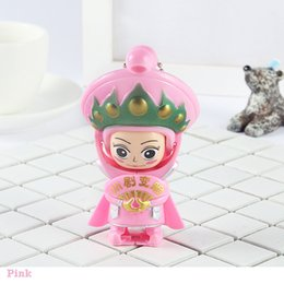 opera dolls 2019 - FREE SHIPPING Chinese Opera Face Changing Doll Sichuan Opera action figures Toy Education Toy Baby Toys & Games Children