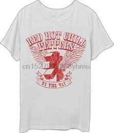 Ways print shirts online shopping - RED HOT CHILI PEPPERS By The Way T SHIRT S XL New Merch Traffic
