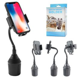 Gooseneck car phone holder online shopping - Car Mount Gooseneck Cell Phone Holder for Car Compatible With iPhone Xs Plus Samsung S10 S9 S8 Plus