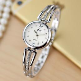 $enCountryForm.capitalKeyWord Australia - Fashion new small dial women ladies alloy metal roma diamond colorful bracelet watches 2019 trend dress quartz wrist watches